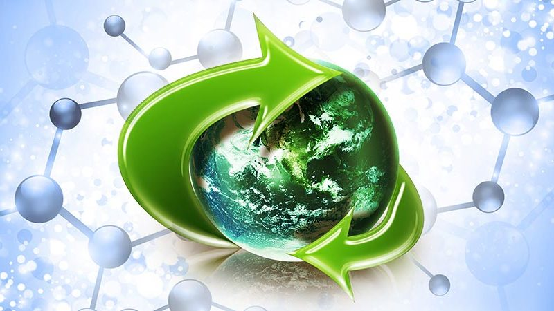 Reuse And Recycle Earth's Resources