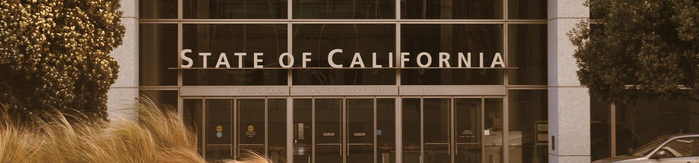 State Of California Law Building