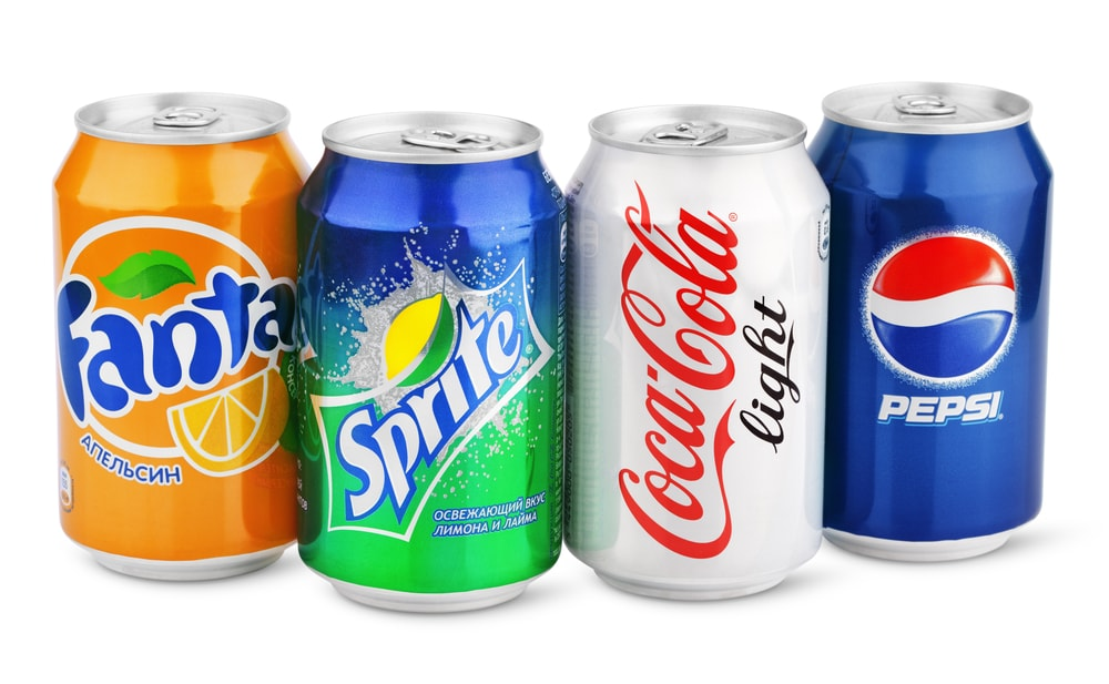 The Soda Industry Faces Changes To Prop 65