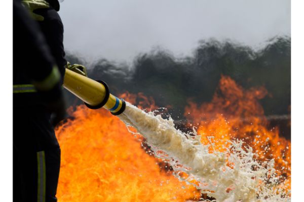 Virginia Restricts PFAS In Firefighting Foam