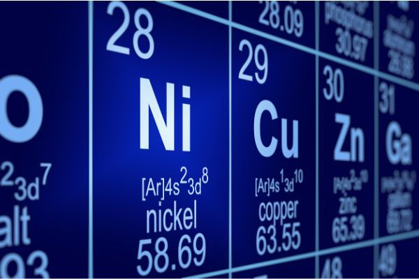 OEHHA Publishes Definition Of Nickel
